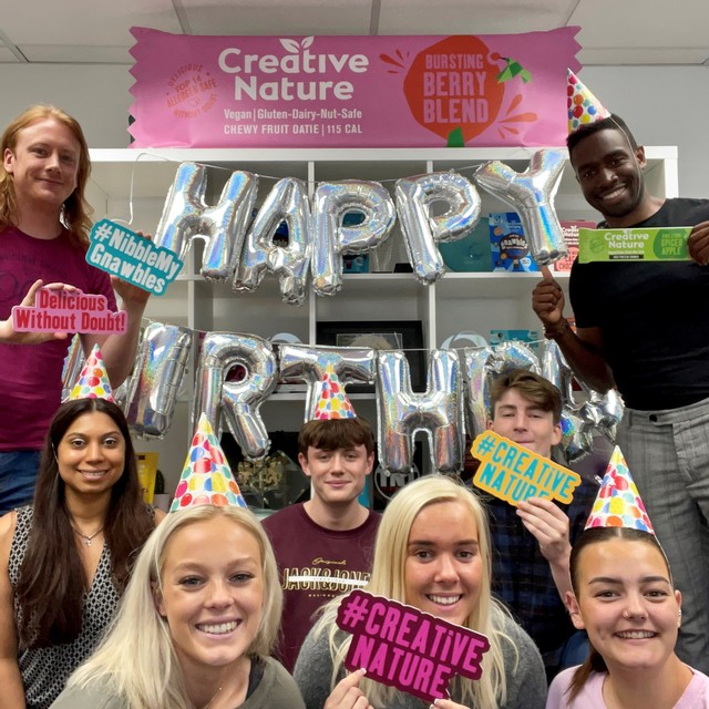 Creative Nature's 9th birthday – nine things to know about me!